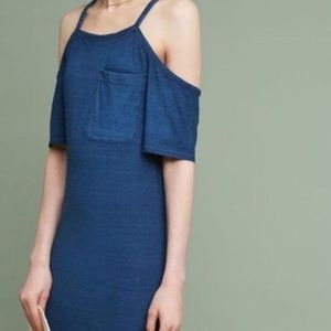 Cloth & Stone midi dress from Anthropologie.